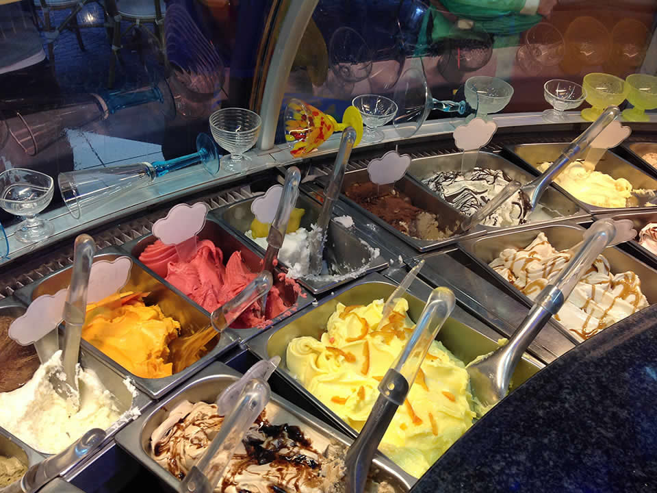 Gelateria David Sorrento